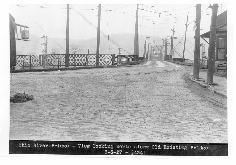 1 - 5 Mar 1927 - Montour Bridge (Coraopolis approach).jpg