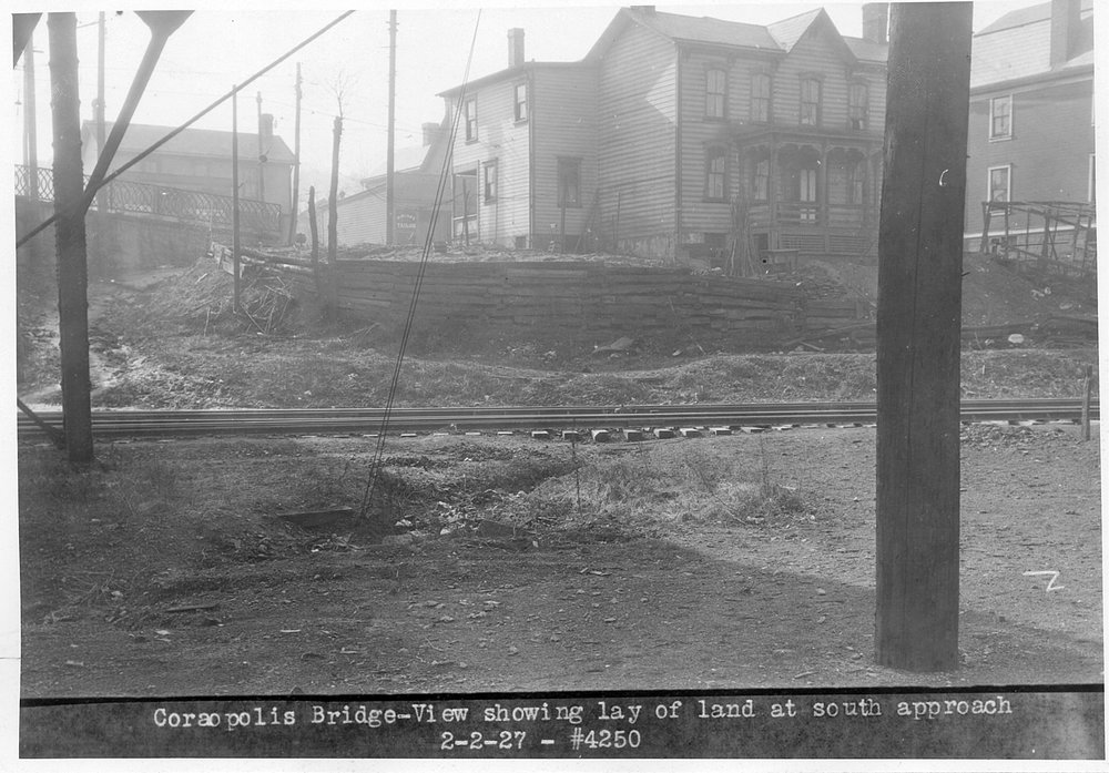 2 Feb 1927 Montour Bridge (Coraopolis approach).jpg