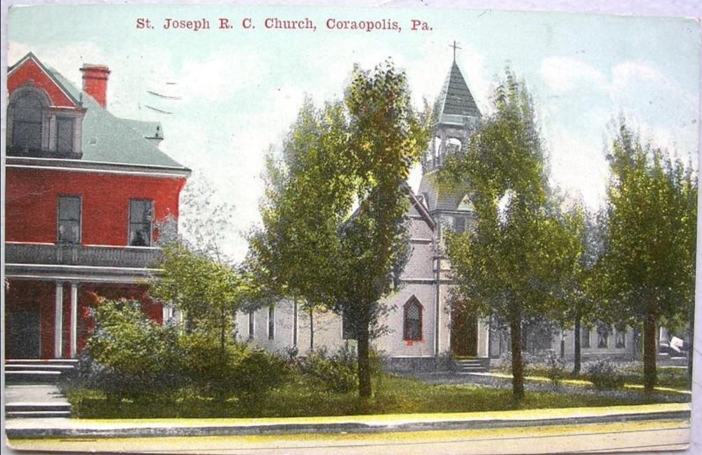 1910 St Joseph RC Church at 5th & Chestnut.jpg