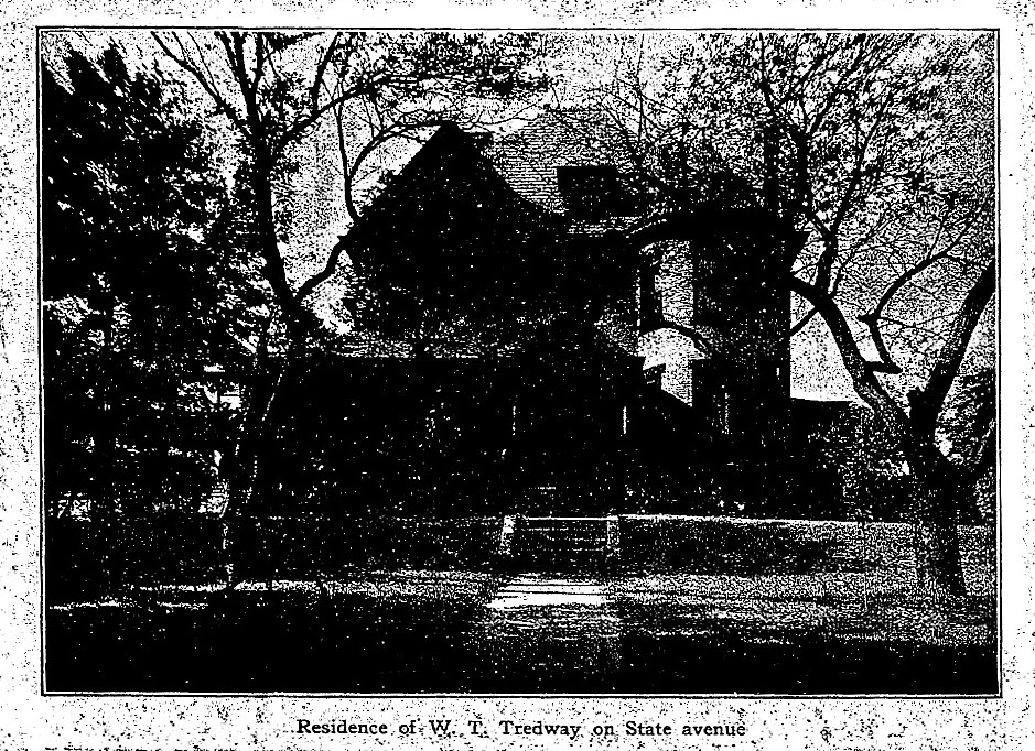 1032 State Ave  - William & Cora Tredway Residence