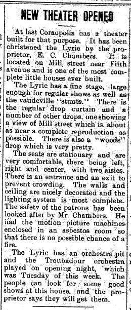 1910-11-11 The Coraopolis Record