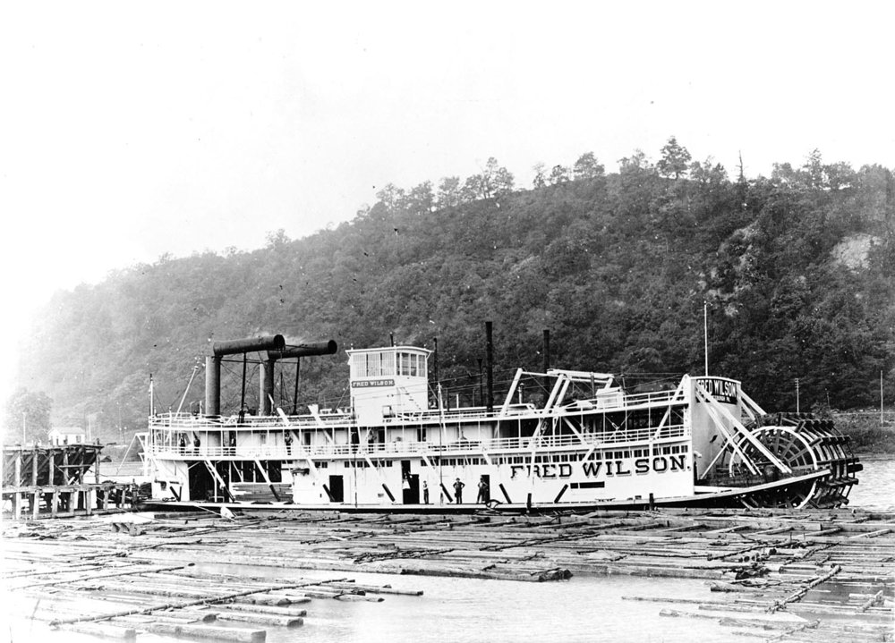 The  Fred Wilson  Riverboat