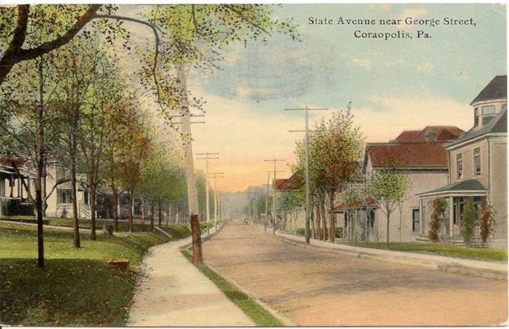 State Avenue near George St 1913.jpg