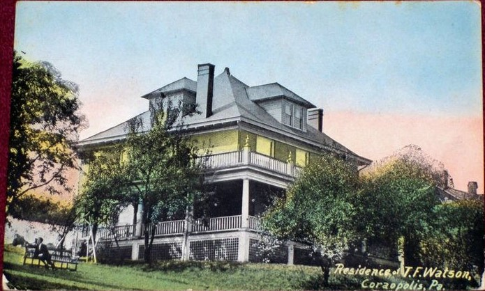 Residence of TF Watson, hand-colored 1910s.jpg