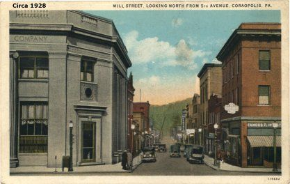Mill Street Looking north from 5th Ave 1928.jpg