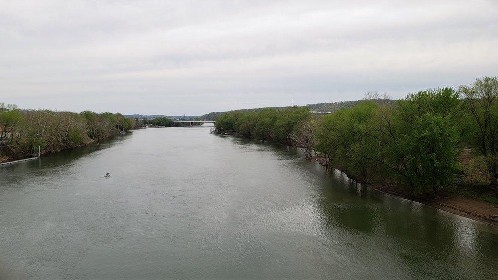 Looking East from Montour Bridge 1915 NOW.jpg
