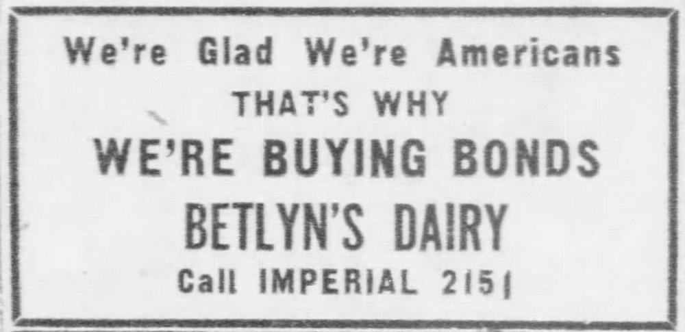 Pittsburgh Post Gazette, July 17, 1942 (vol. 15, no. 301, p. 21).