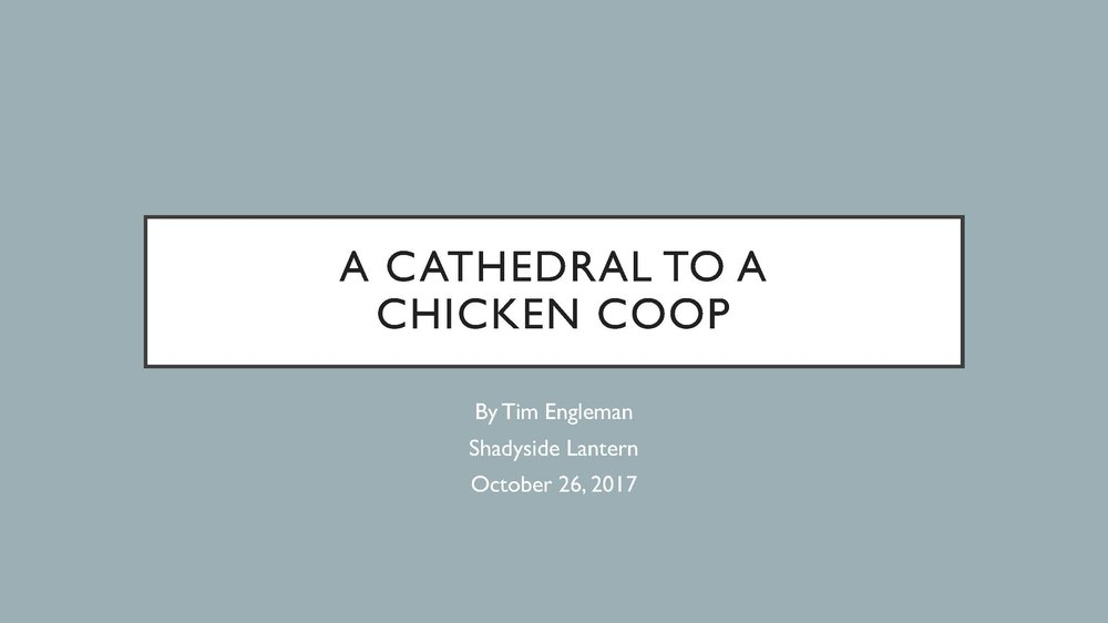 A Cathedral to a Chicken Coop by Tim Engleman - used with permission_Page_1.jpg