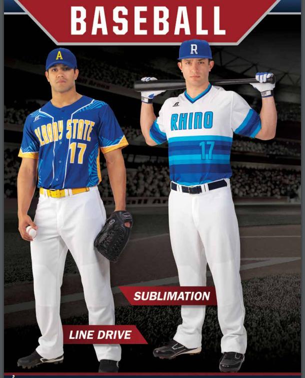 2017 Baseball Line Drive Program