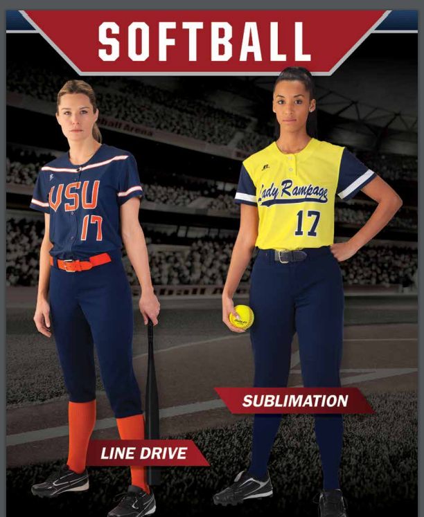 Softball 2017 Line Drive Program