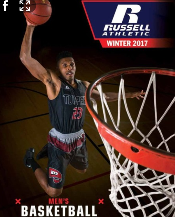 Russell Men's Basketball catalog 2017-18