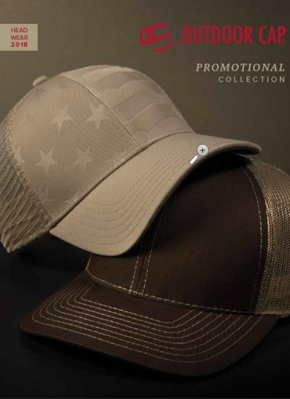 2018 Blank cap