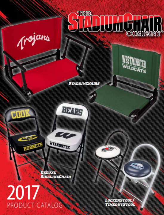 Stadium Chair 2017-18