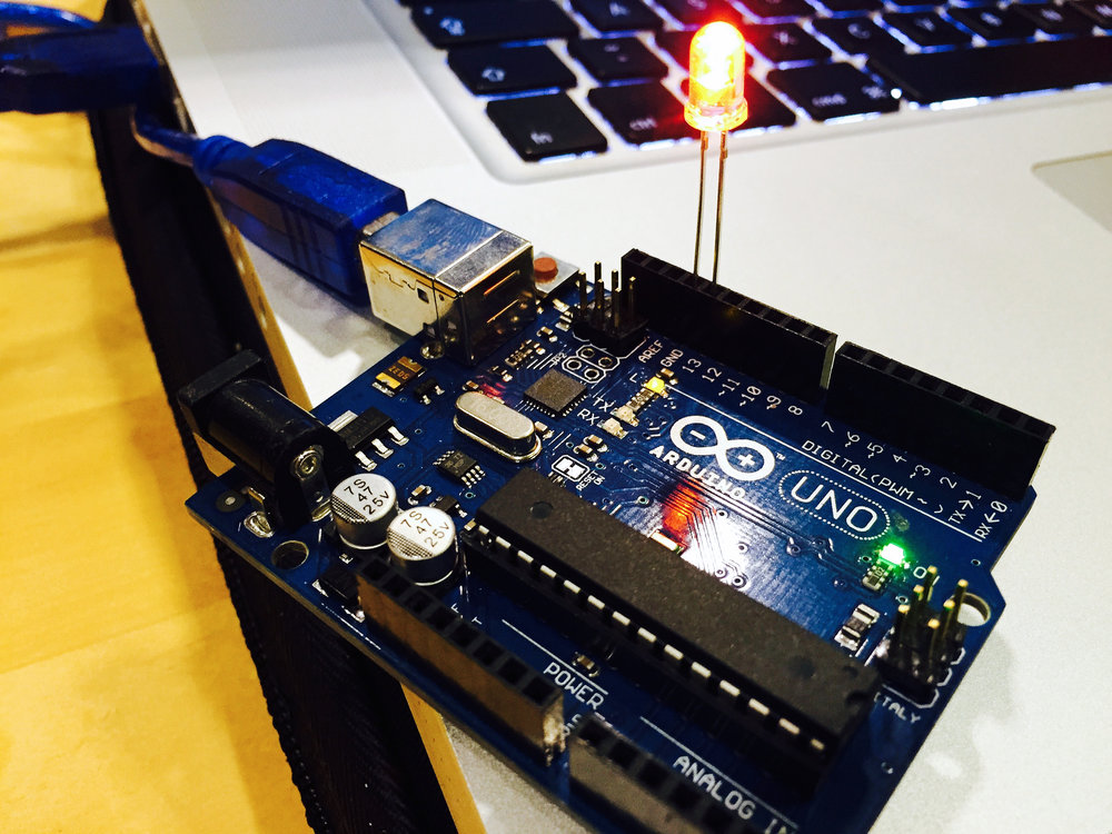 Discovering the magic of Arduino