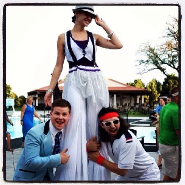 Hire Stilt Walker | Kansas City