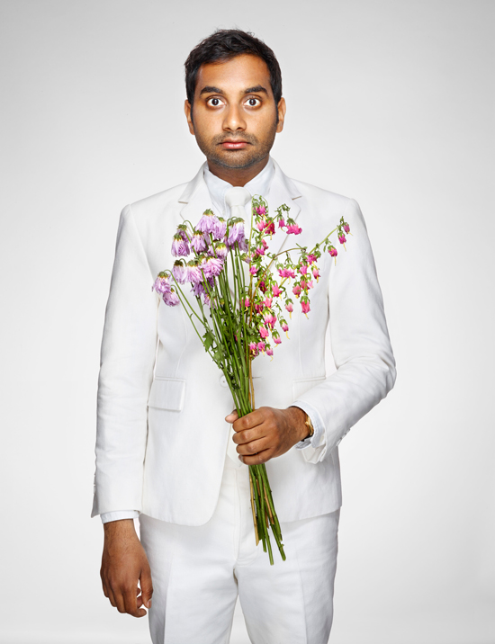 Aziz Ansari for TIME