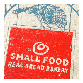 Small Food Bakery