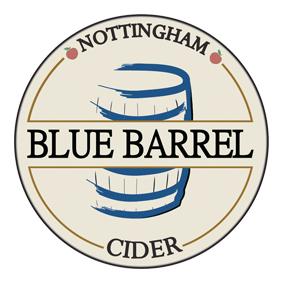 Blue Barrel Cider