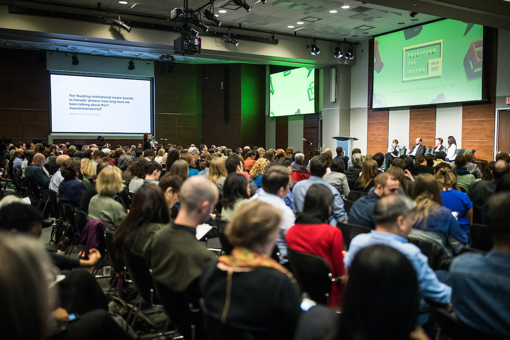 Transform the Sector Conference, February 2017
