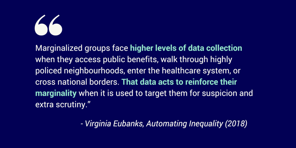 Virginia Eubanks Quote