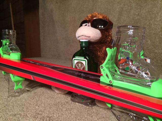 Road Monkey & His Roadie Shotzski Click the Road Monkey's nose and check out more Roadie Shotzski's!
