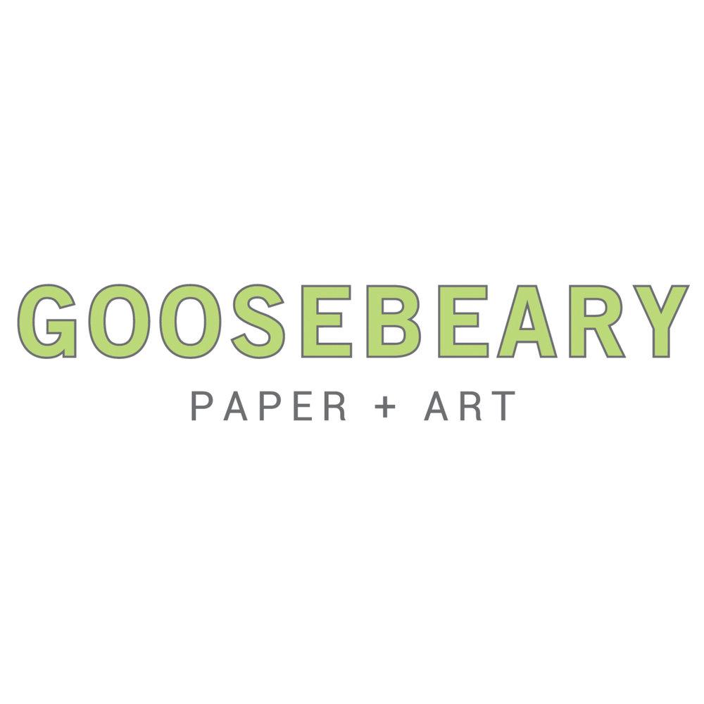 Goosebeary paper Art