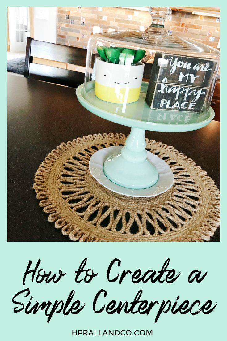 How to Create a Simple Centerpiece by H.Prall & Co.