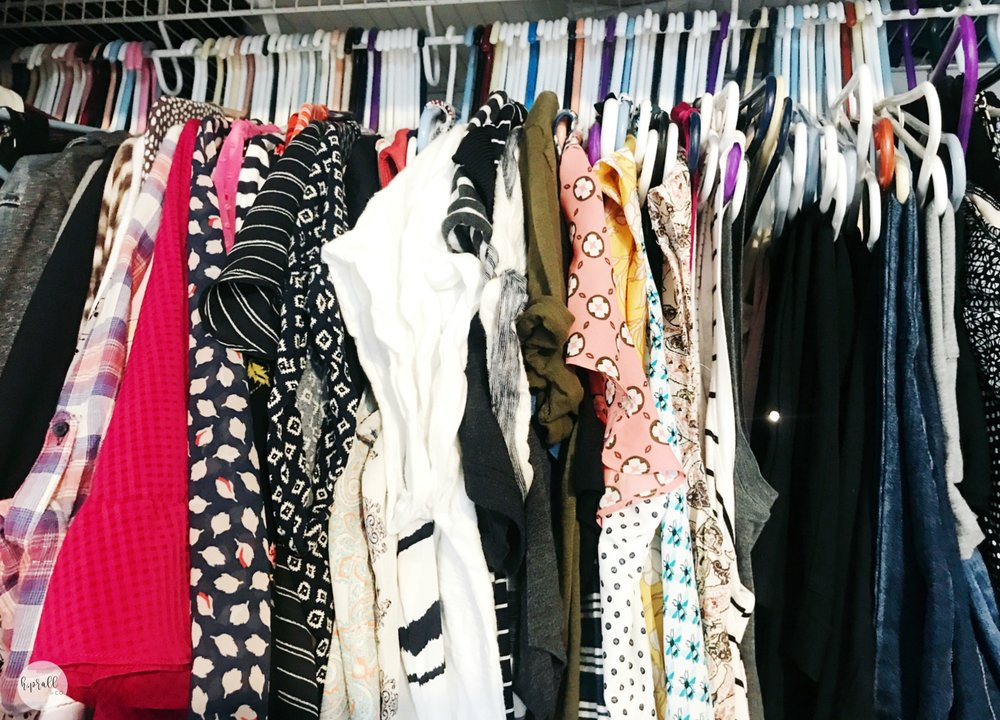 Tips for Making Over Your Bedroom Closet | hprallandco.com