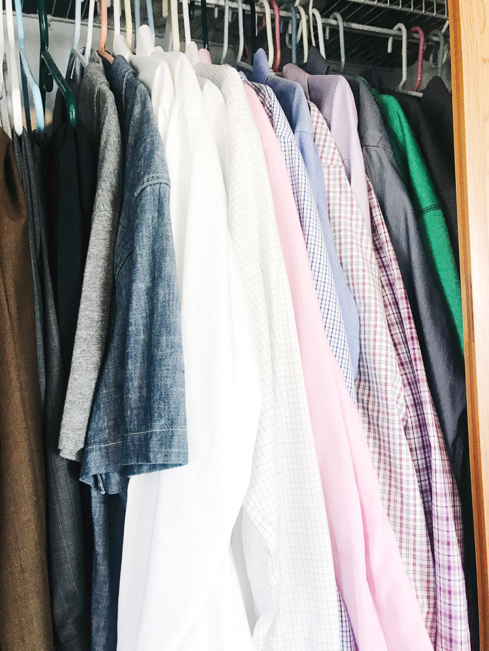 Get tips for making over your closet at hprallandco.com | H.Prall & Co. Interior Decorating, Des Moines, IA