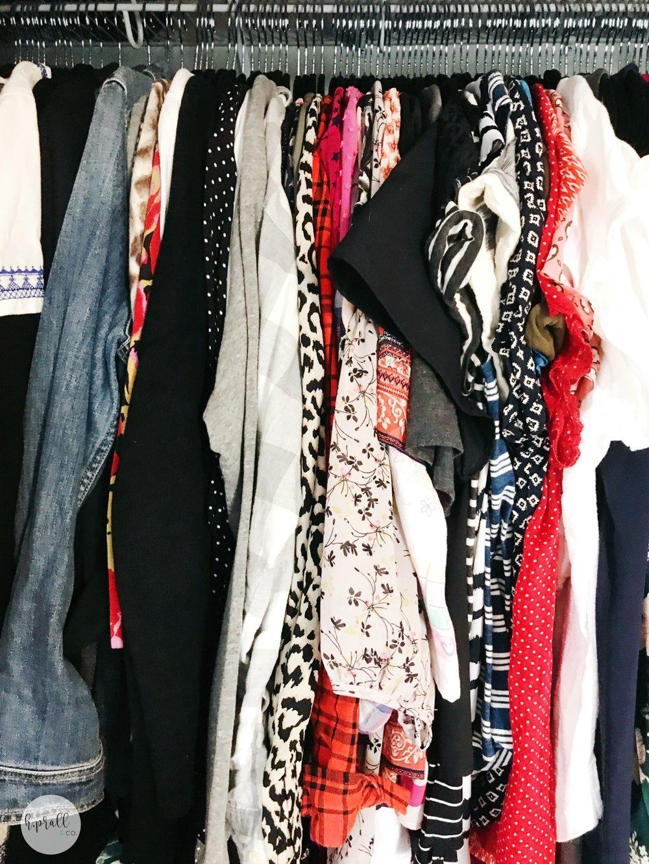 "Step 3 of ""How to Makeover a Bedroom Closet"" at hprallandco.com | H.Prall & Co. Interior Decorating | Des Moines, IA"