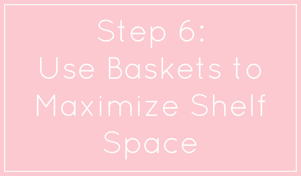 How to Makeover a Bedroom Closet - Step 6-of 6-2