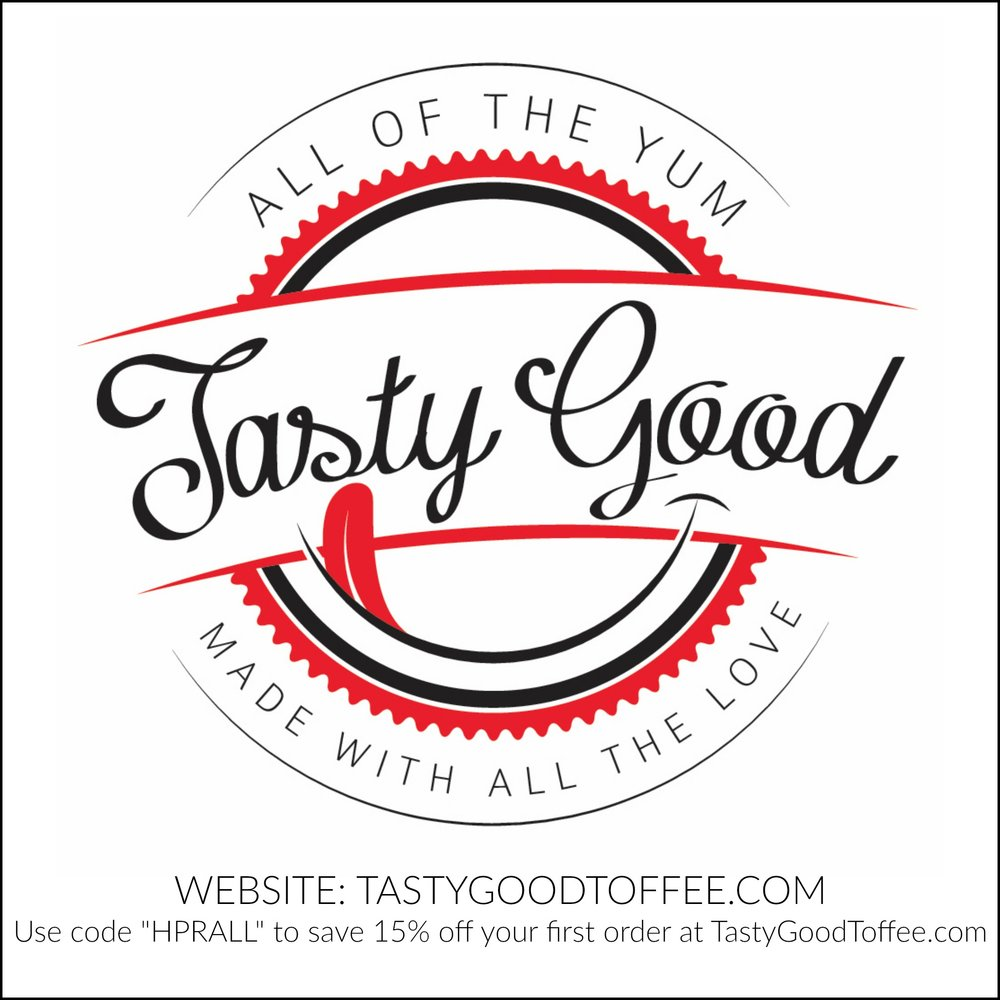 Tasty Good Toffee | TastyGoodToffee.com