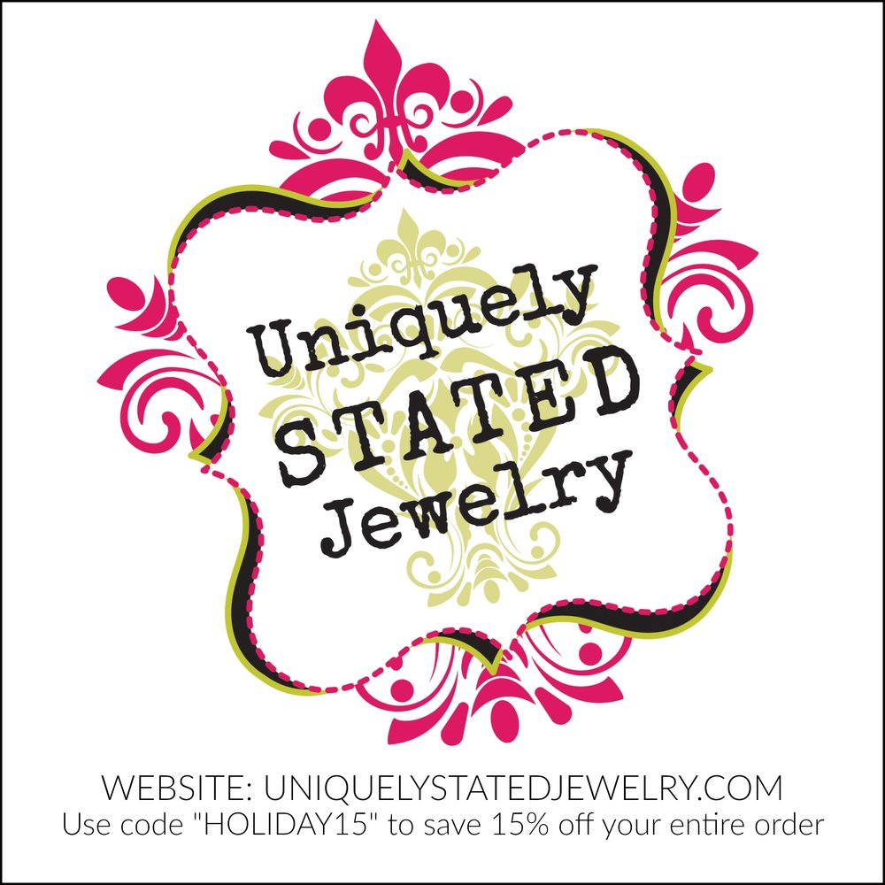 Uniquely Stated Jewelry | UniquelyStatedJewelry.com