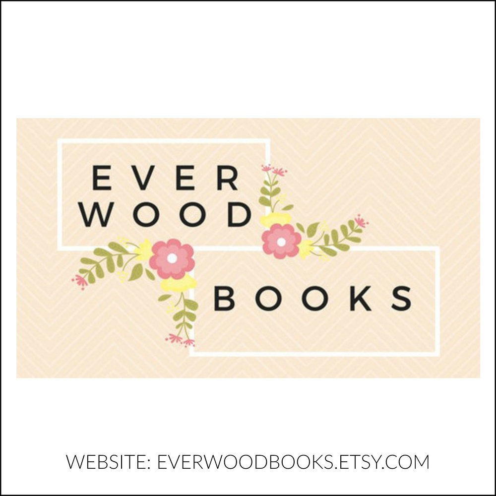 Everwood Books   Everwoodbooks.etsy.com