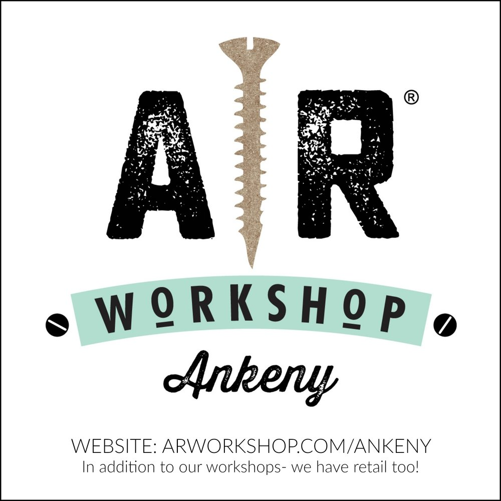 AR Workshop Ankeny | arworkshop.com/ankeny