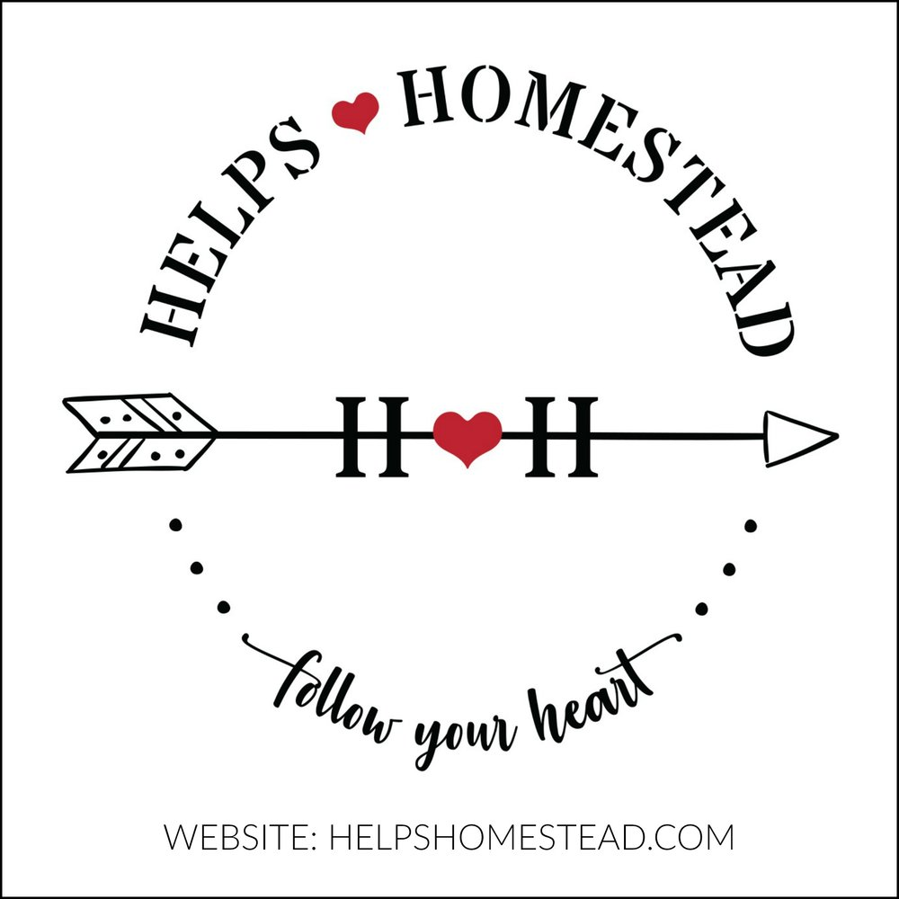 Helps Homestead | Facebook.com/helpshomestead