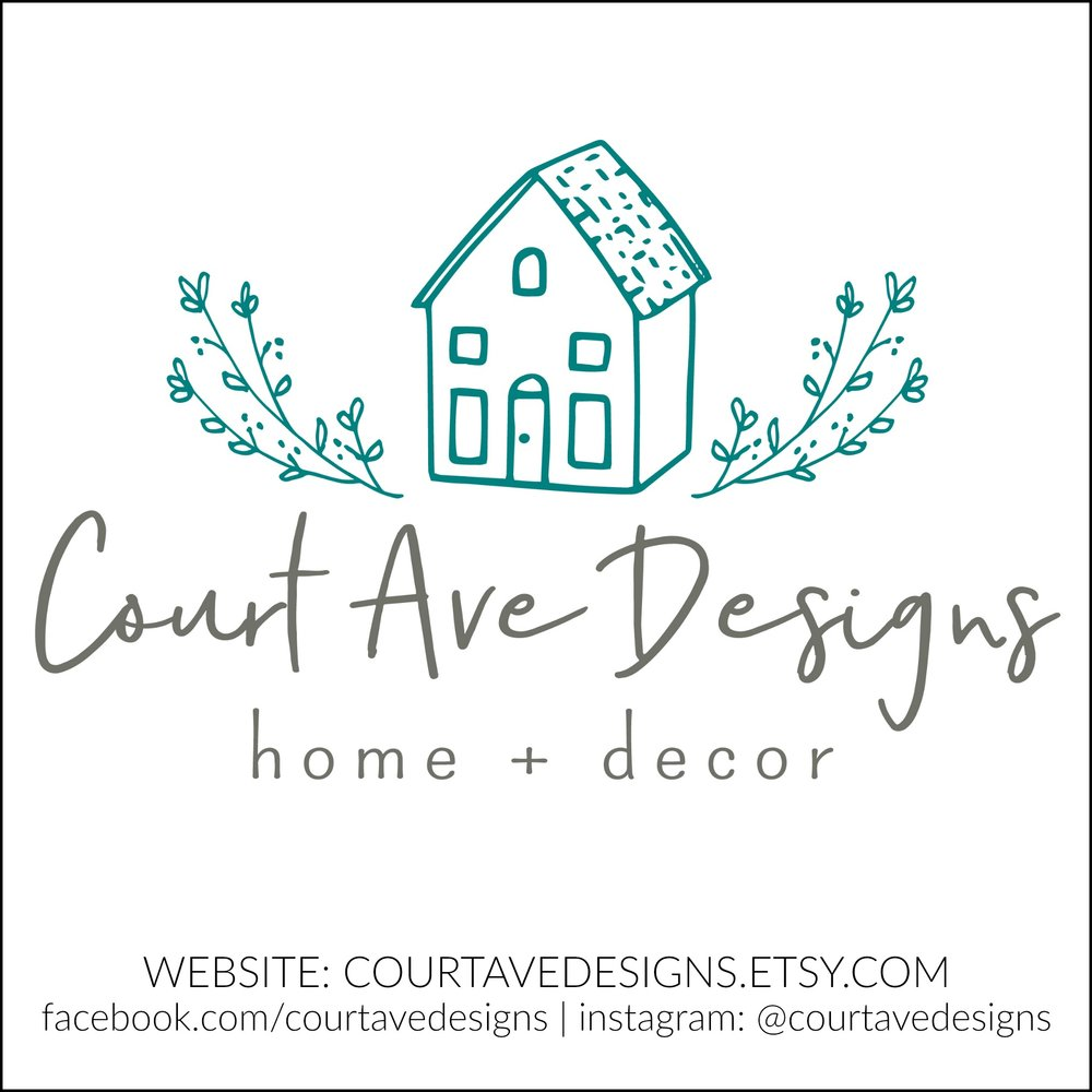 Court Ave. Designs | COURTAVEDESIGNS.ETSY.COM