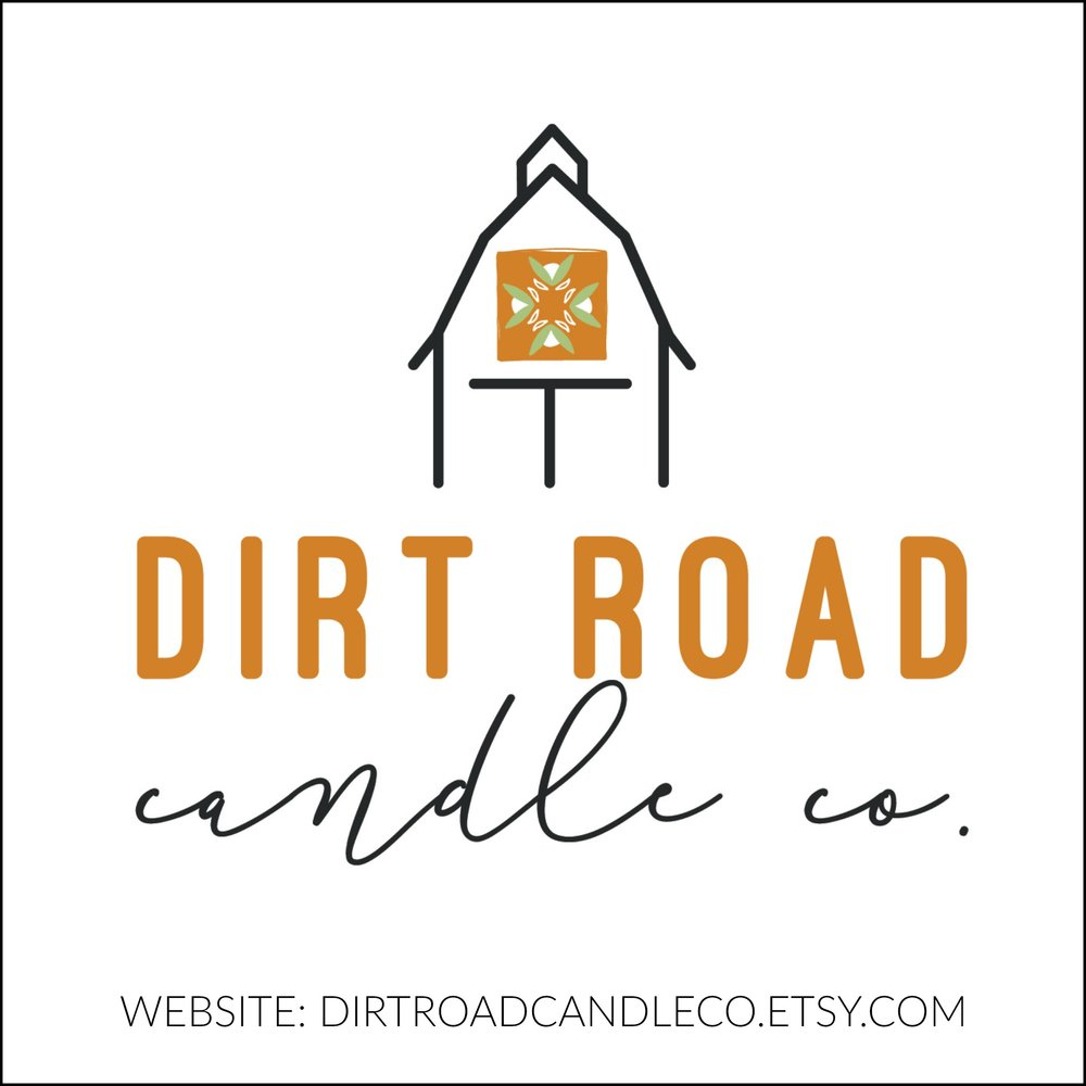 Dirt Road Candle Co. | DIRTROADCANDLECO.ETSY.COM