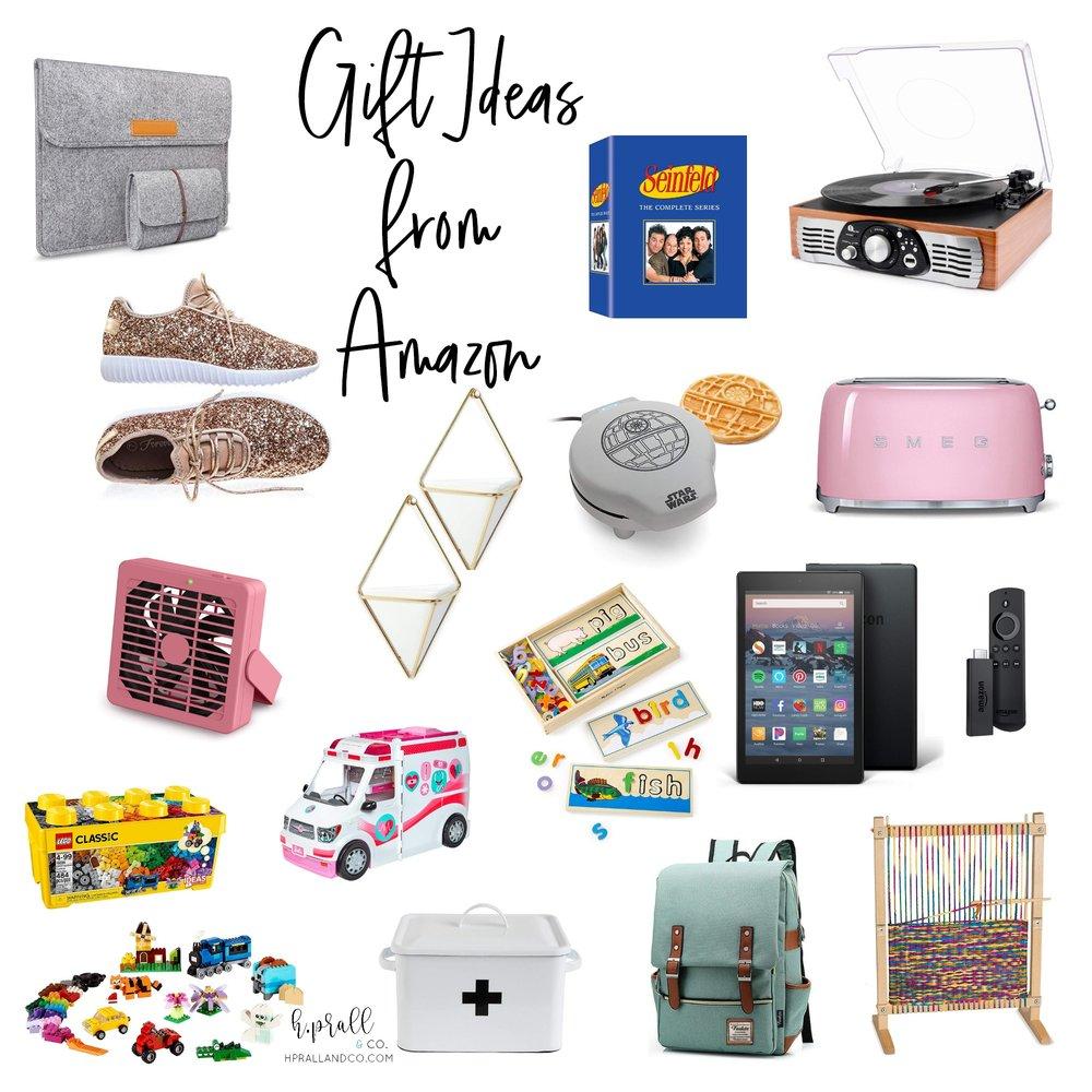 Gift Ideas from Amazon