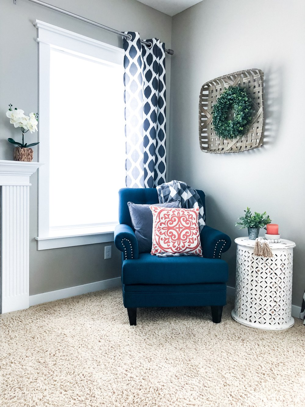 5 Tips to Decorate Your House—When You Don't Love to Decorate | hprallandco.com