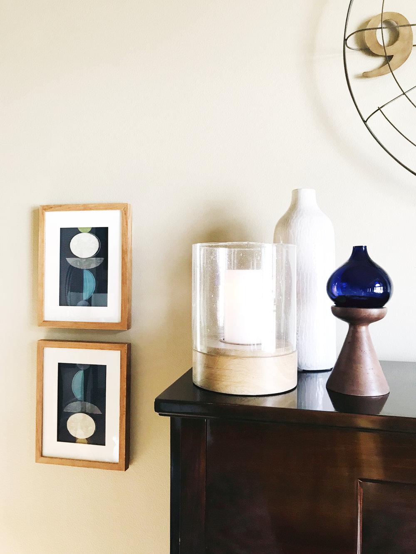 How to Design Around Honey Oak | H.Prall & Co. Interior Decorating | hprallandco.com