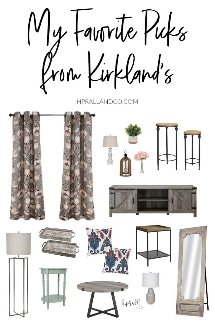 I'm sharing my favorite picks from Kirkland's over at hprallandco.com!   H.Prall and Co. Interior Decorating