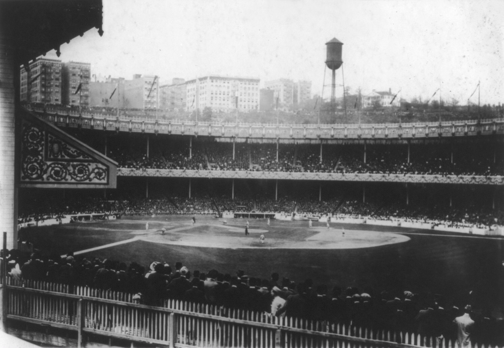 The harlem POLO GROUNDS