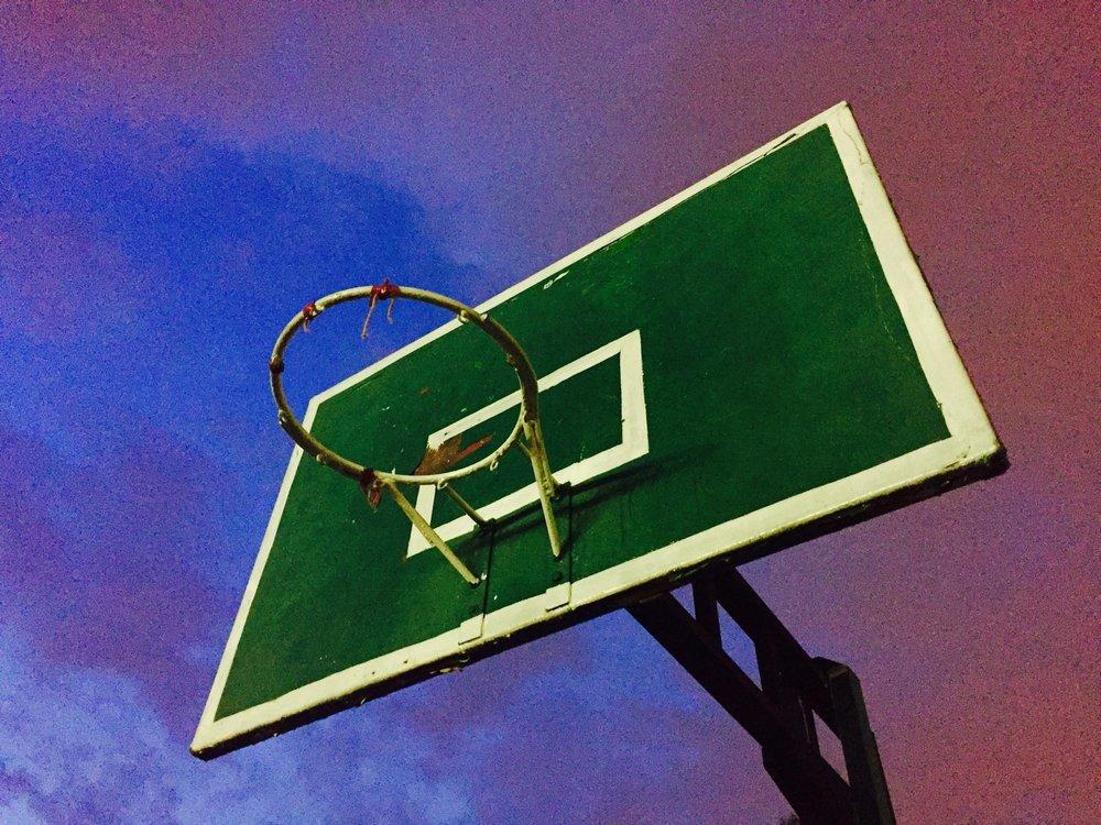 and basketball too