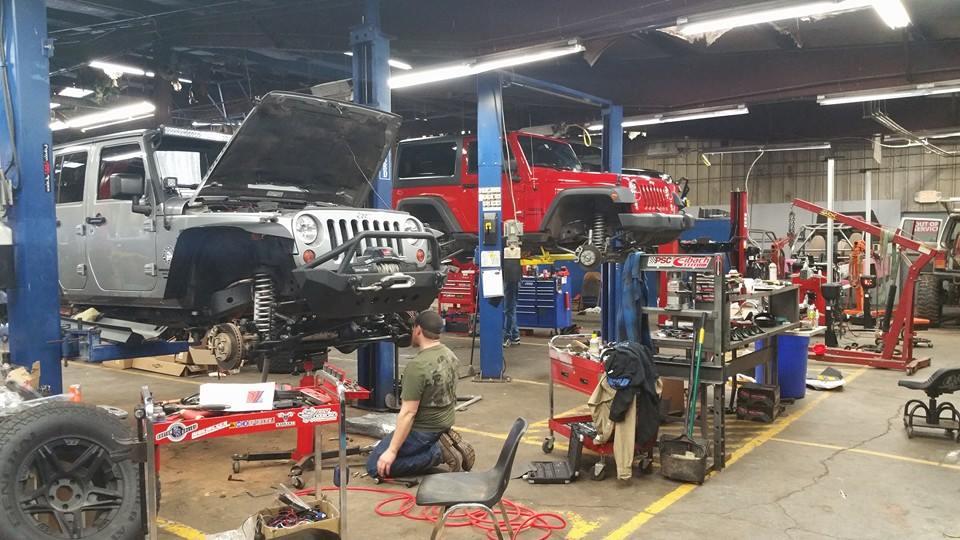 4x4 Lifted Shop Offroad Shop Jeep Shops Oklahoma City Offroad Shop  off road parts OKC