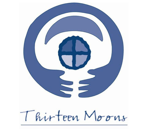 Thirteen Moons logo