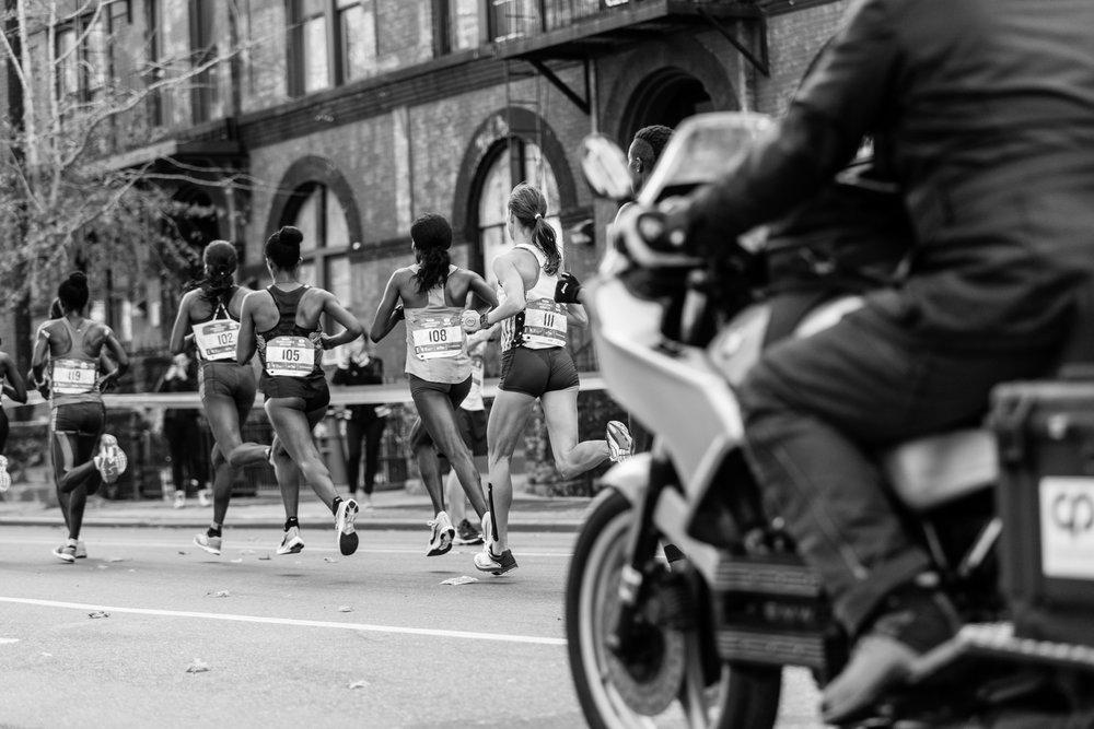 Mile 9, TCS NYC Marathon 2016, Lafayette Avenue