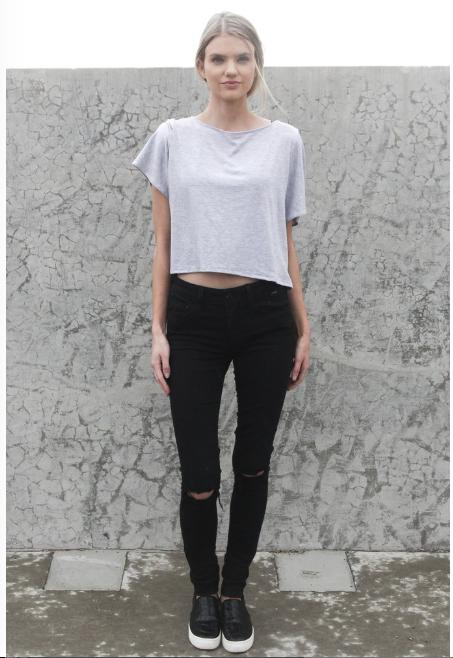 Shauna Top | $85 |  Cassandra Elizabeth