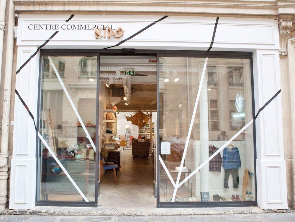 Centre Commercial |2, rue de Marseille, Paris