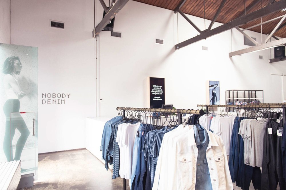 Nobody Denim |396-398 Brunswick St, Fitzroy VIC